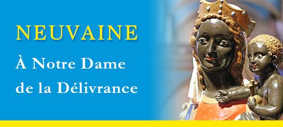Livret : Neuvaine à Notre Dame de la Délivrance
