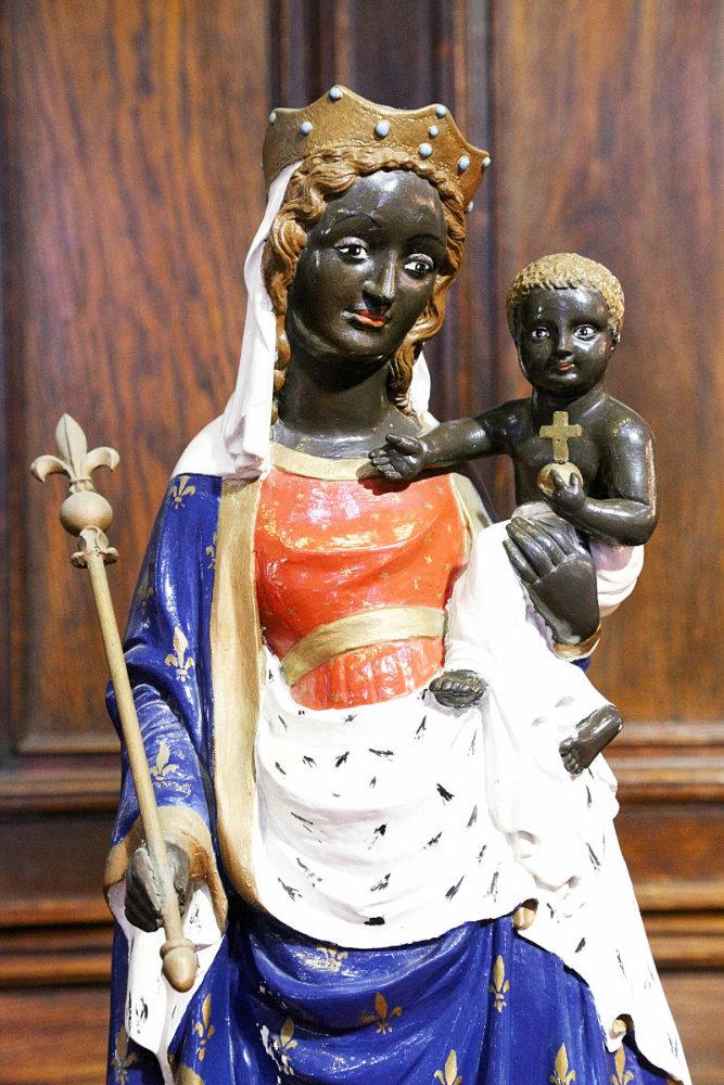 Ô Très Sainte Vierge Marie